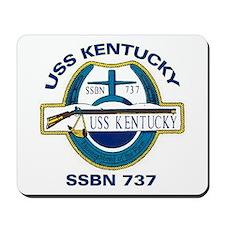 USS Kentucky SSBN 737 Mousepad