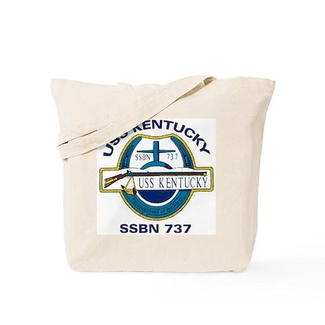 USS Kentucky SSBN 737 Tote Bag
