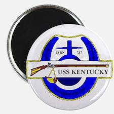 USS Kentucky SSBN 737 Magnet