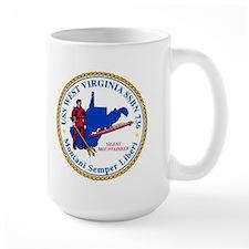 USS West Virginia SSBN 736 Mug