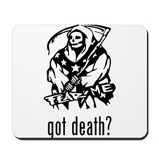 Death 2 Mousepad