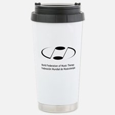 Cute Music therapy Travel Mug