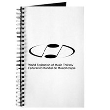 Funny Music therapy Journal
