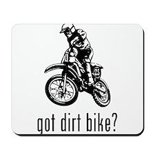 Dirt Bike Mousepad