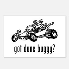 Dune Buggy Postcards (Package of 8)