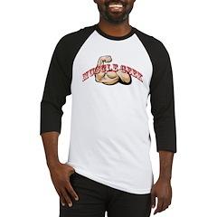Muscle Geek Baseball Jersey
