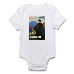 Ferrari Abruzzo Italy Infant Bodysuit