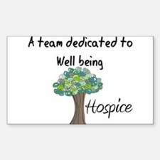 Hospice II Decal