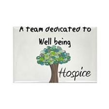 Hospice II Rectangle Magnet (10 pack)