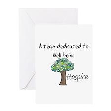 Hospice II Greeting Card