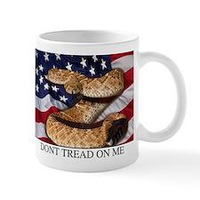 USA Gadsden Flag Mug