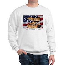 USA Gadsden Flag Sweatshirt