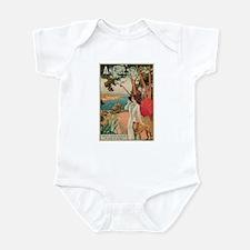 Dellepiane Antibes France Infant Bodysuit
