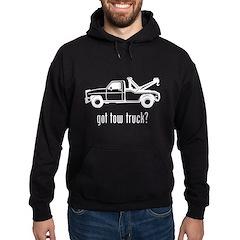 Tow Truck Hoodie