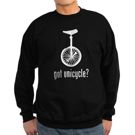 Unicycle Sweatshirt (dark)
