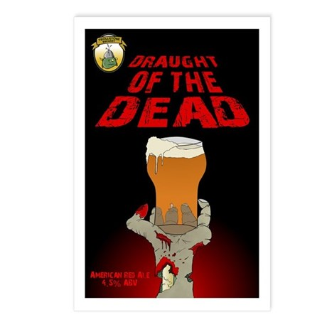 Draught of the Dead Postcards (Package of 8)