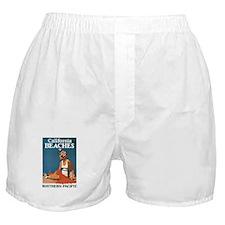 Logan California Beaches Boxer Shorts