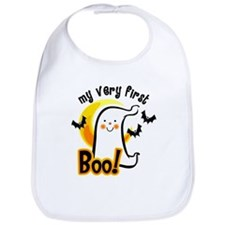 My First Boo Bib