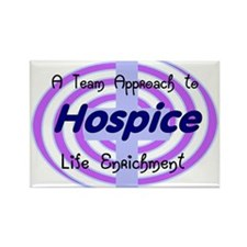 HOSPICE Rectangle Magnet (10 pack)