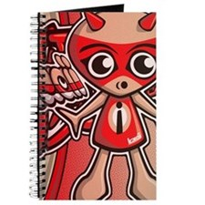 Imp Mascot Tag Journal