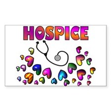 HOSPICE Decal