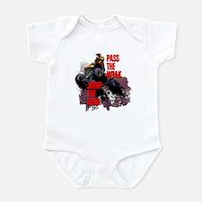JUMP THE DEAD Infant Bodysuit