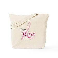 The Rose Logo Tote Bag