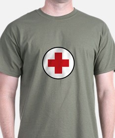Retro Ambulance Symbol T-Shirt