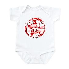 Watch that Baby... Infant Bodysuit