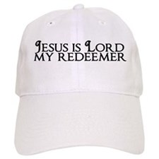 Jesus is Lord Baseball Baseball Cap