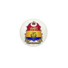 N.B. Shield Mini Button (10 pack)