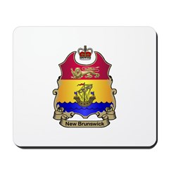 N.B. Shield Mousepad