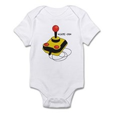 Game On Joystick Infant Bodysuit