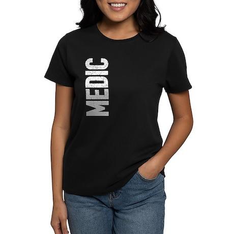 Medic (vertical) Women's Dark T-Shirt