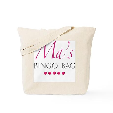 Ma's Bingo Bag Tote Bag