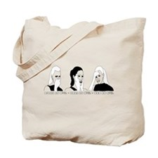 Unique Speak up Tote Bag