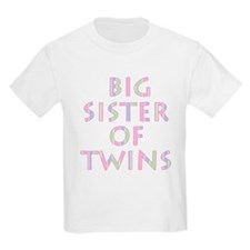 Big Sister of Twins T-Shirt