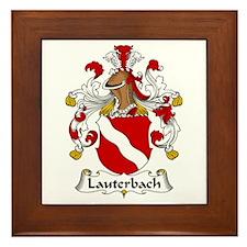 Lauterbach Framed Tile