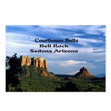 Red Rock Country Postcards (Package of 8)
