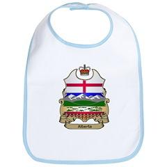 Alberta Shield Bib