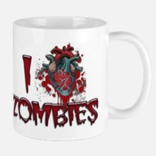 i (heart) ZOMBIES! Mug