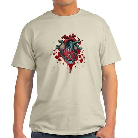 ZOMBIE HEART Light T-Shirt