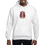 Newfoundland Shield Hooded Sweatshirt