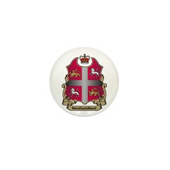 Newfoundland Shield Mini Button (10 pack)