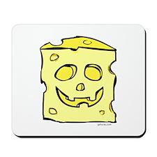 Cheese O'Lantern - Mousepad