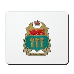 Saskatchewan Shield Mousepad