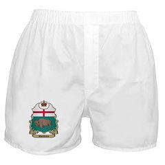 Manitoba Shield Boxer Shorts