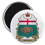 Manitoba Shield Magnet