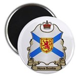 Nova Scotia Shield Magnet