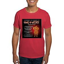 Scary Howl-O-Weenie T-Shirt